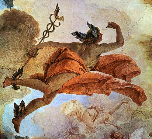Hermes/Mercury, God of Travel