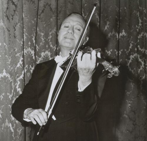A Tale of Three Violinists