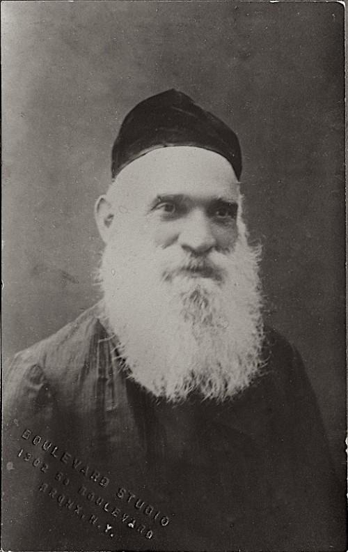 Mischa Steinhardt's father