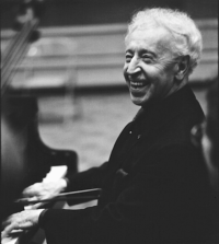 Arthur Rubinstein in 1971. Photo © Dorothea von Haeften
