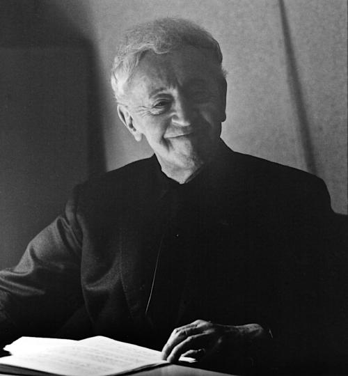 Arthur Rubinstein(a),1971 Photo © Dorothea von Haeften