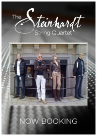 The Steinhardt String Quartet, Press Poster